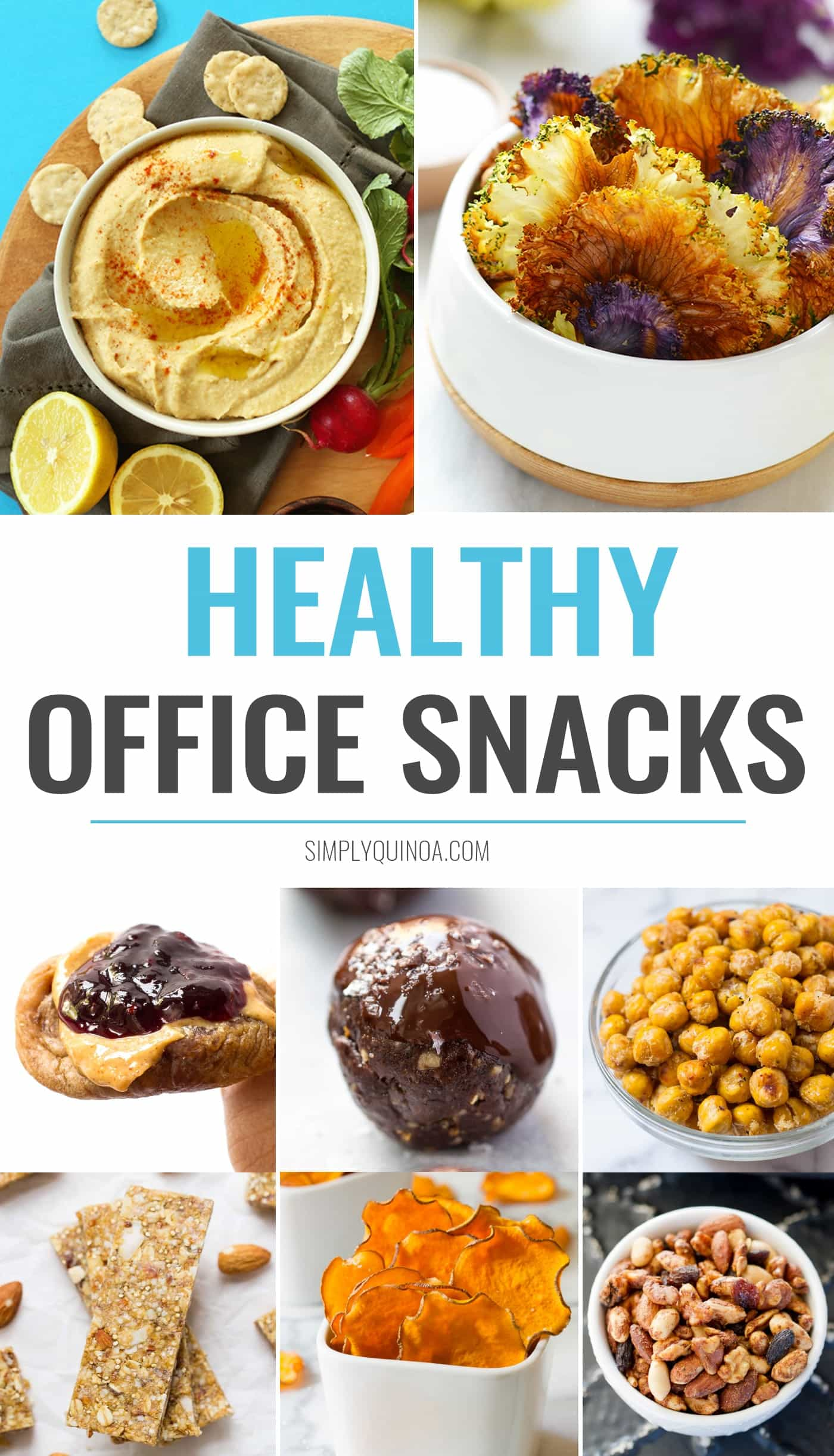 the 12 best healthy office snacks simply quinoa