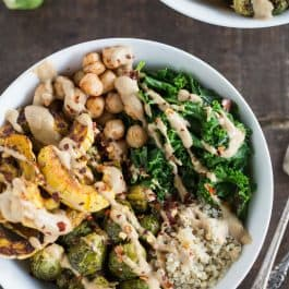 Autumn Harvest Quinoa Bowls