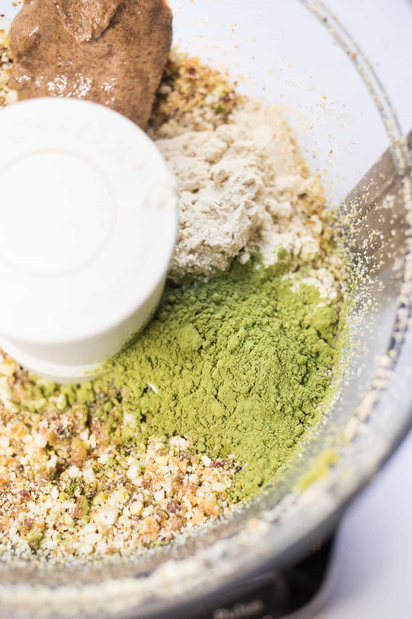 How to make the EASIEST matcha protein balls ever!