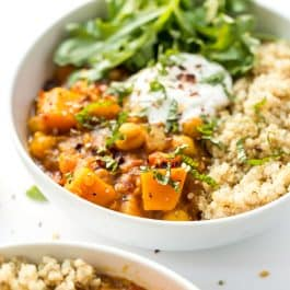 Slow Cooker Moroccan Chickpea Stew