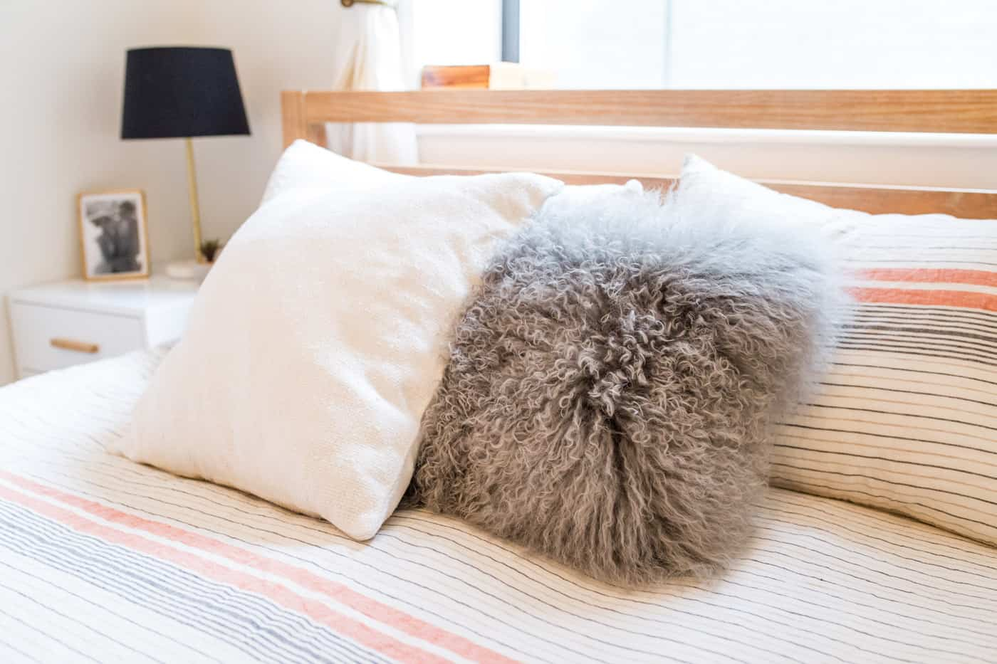 Amazing throw pillows from West Elm