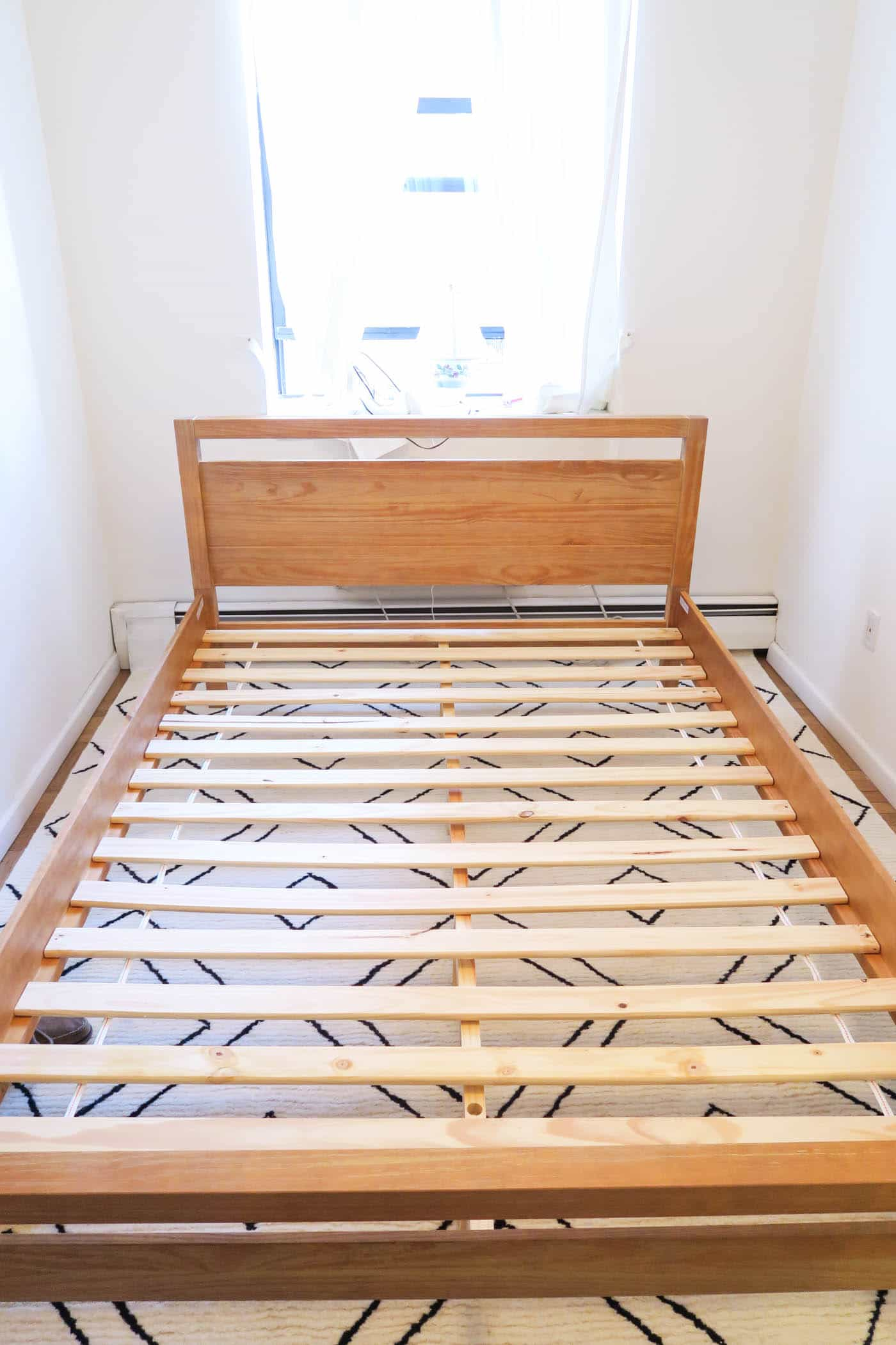 The Leandra Queen Platform bed from Joss & Main