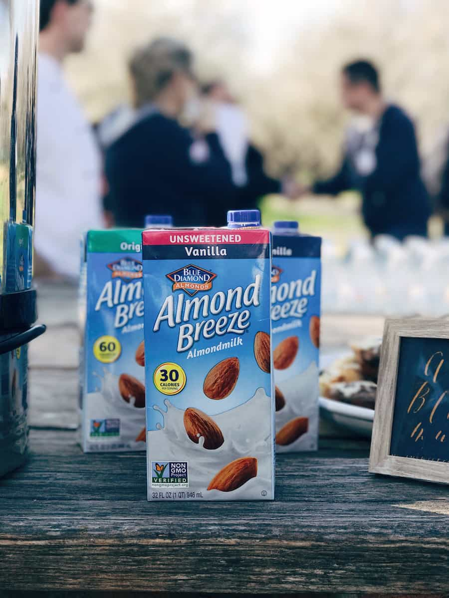 Almond Breeze Orchard Experience 2017 -- with the most popular food bloggers!