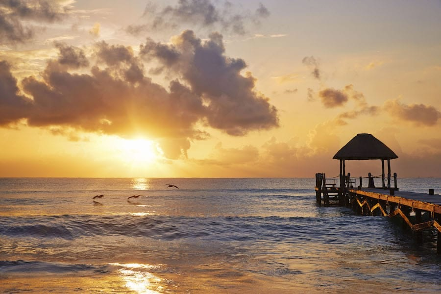 Spend a romantic weekend away in Riviera Maya at this incredible all-inclusive resort!