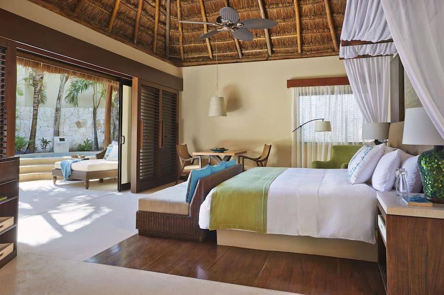 The Viceroy Riviera Maya Mexico - perfect for a romantic weekend getaway