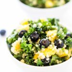 Tropical Kale & Quinoa Power Salad