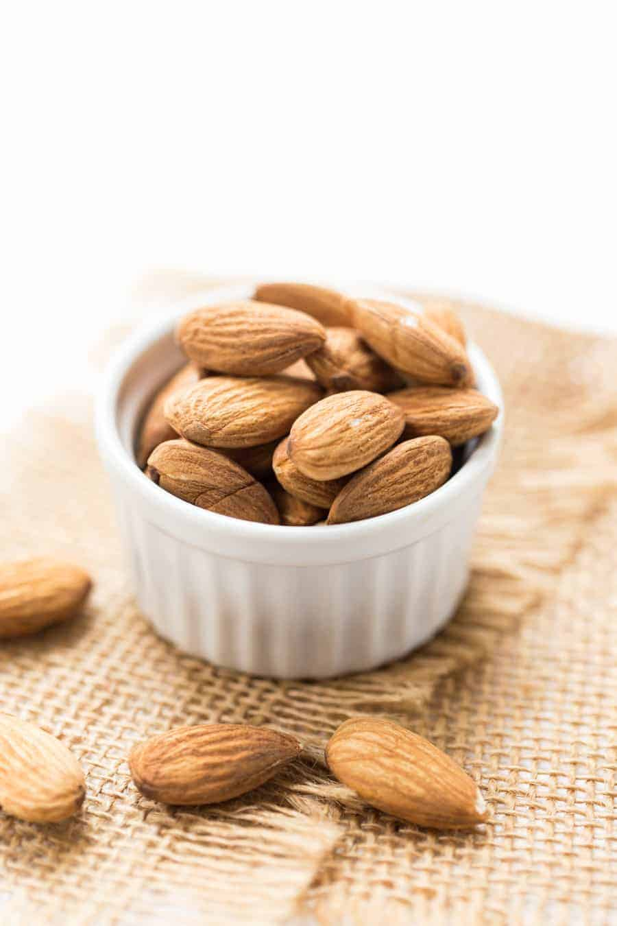 Whole Almonds from Bob's Red Mill