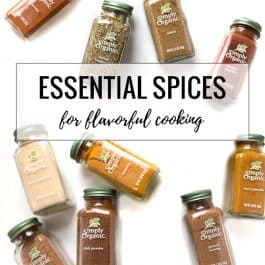 10 Essential Spices for More Flavorful Cooking