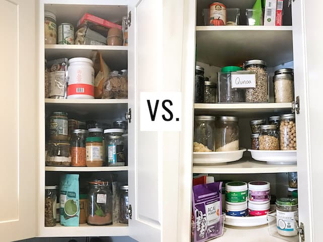 How to Organize Your Pantry - with a simple 5-step method
