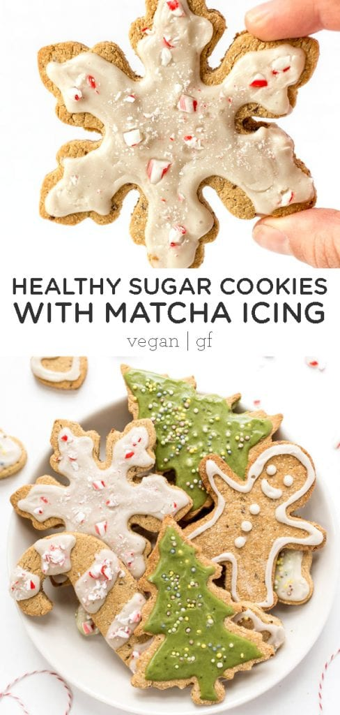 Gluten-Free & Vegan Sugar Cookies