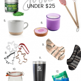 2017 Holiday Gift Guides!
