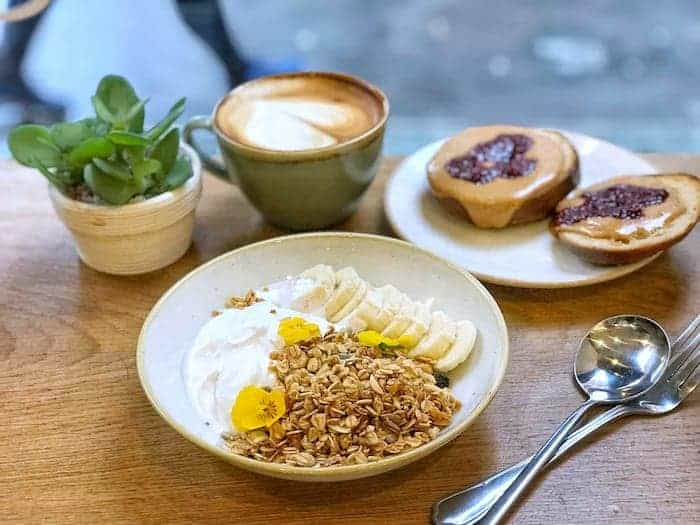deliciously ella cafe london england