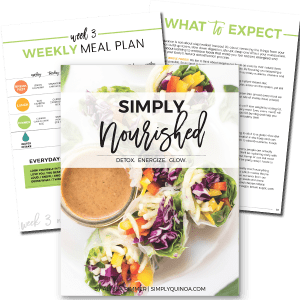 healthy clean eating meal plan
