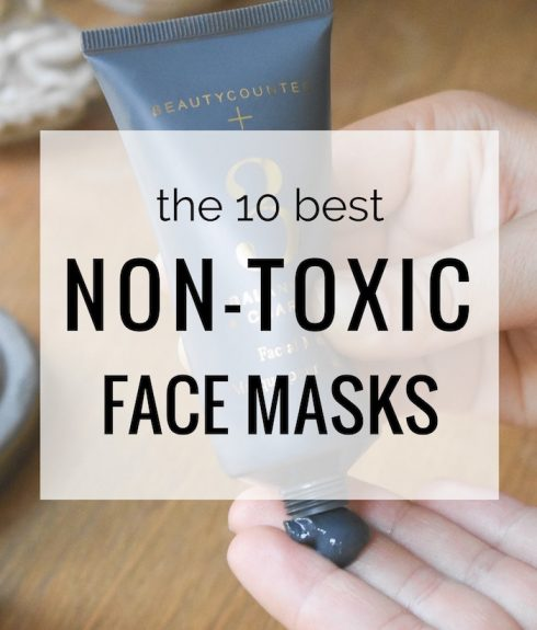 10 Best Non-Toxic Face Masks
