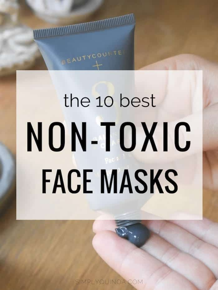 the 10 best non-toxic face masks