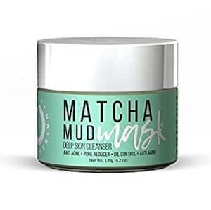 matcha reserve matcha mud mask