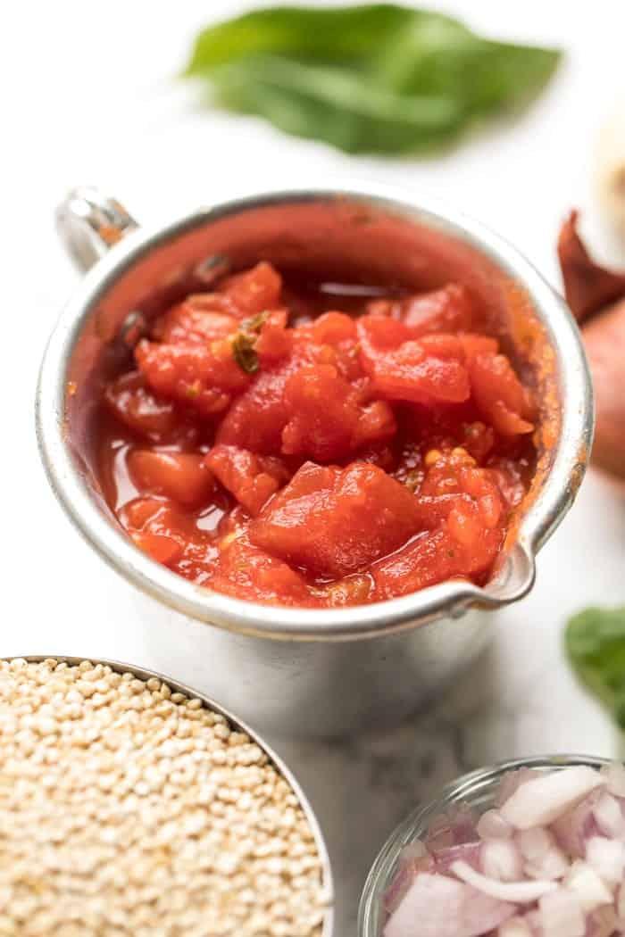 Tuttorosso san marzano tomatoes