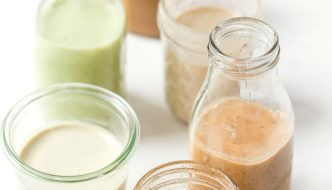 six simple vegan salad dressing for every day recipes