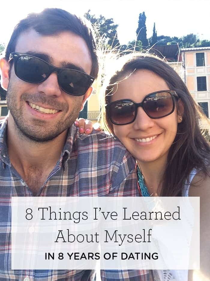what I've learned about myself from dating