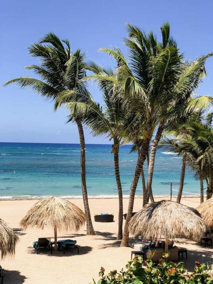 weekend getaway in punta cana dominican republic