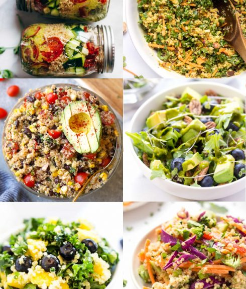 21 Must-Try Quinoa Salad Recipes for Summer