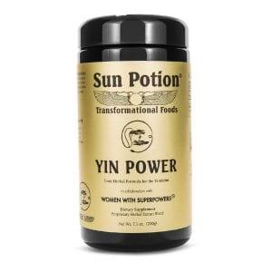 Sun Potion Yin Power
