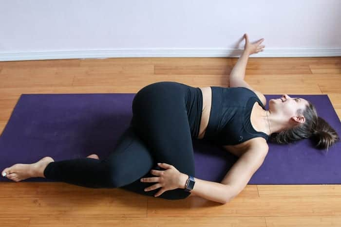How to do Spinal Twist for Lower Back Pain