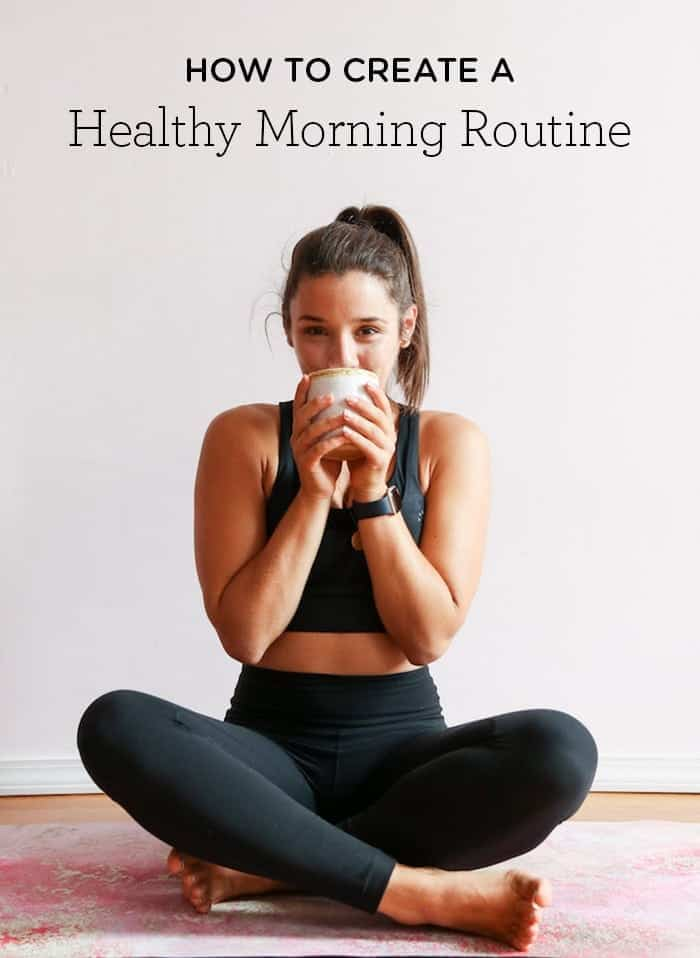 My Healthy Morning Routine