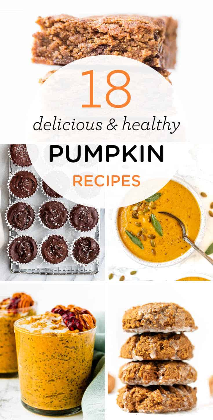 Delicious and Healthy Pumpkin Recipes