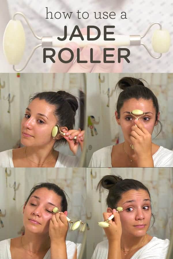 Jade Roller Photo Tutorial