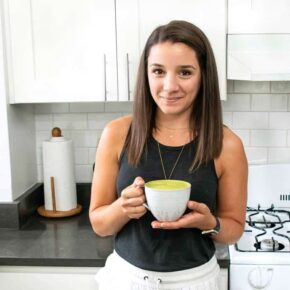 At home with Alyssa Rimmer from Simply Quinoa