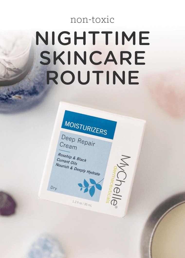 Non Toxic Skincare Routine