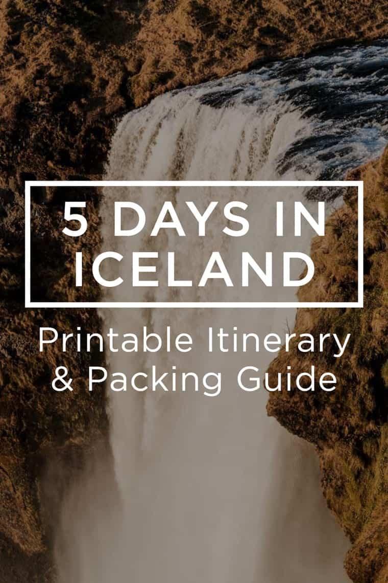 Iceland Travel Guide & Itinerary
