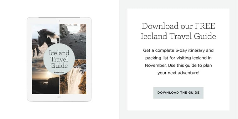 Iceland Travel Guide and Packing List