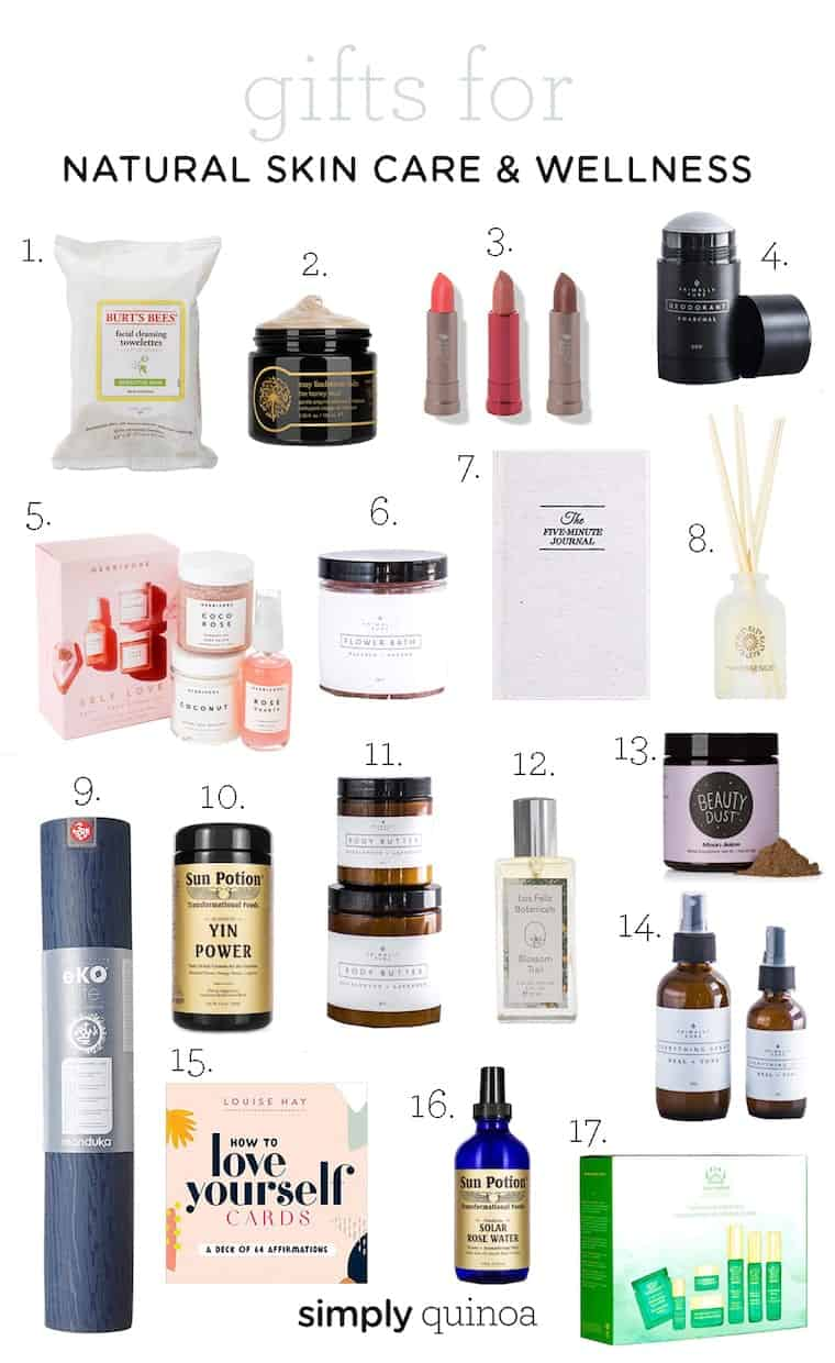 Best Natural Beauty Gifts