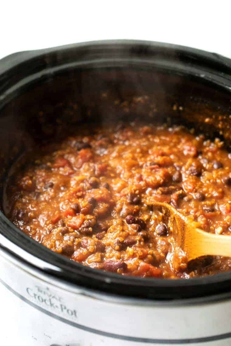 How to make Slow Cooker Chili