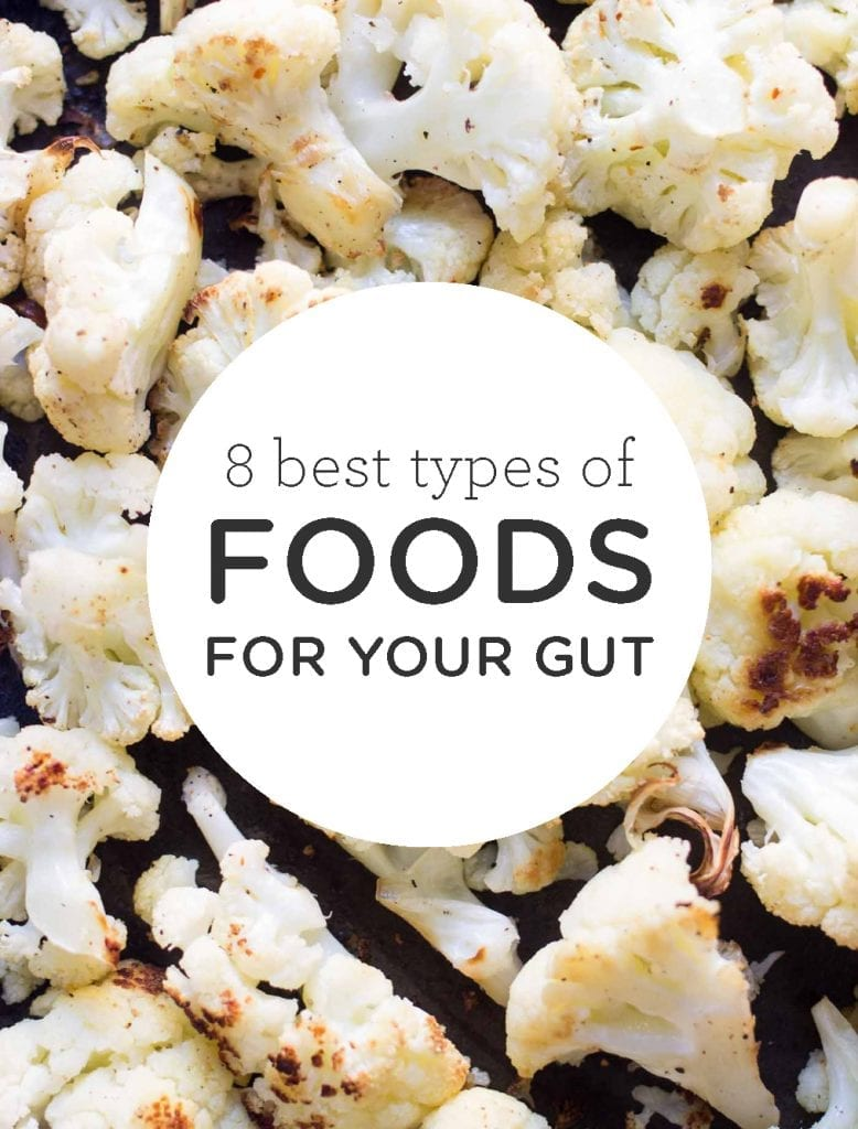 8 Best Foods for Your Gut