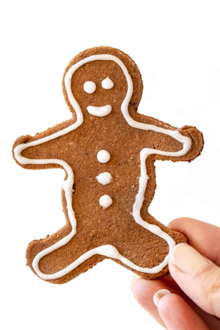 Gluten-Free Gingerbread Cookie Recipe