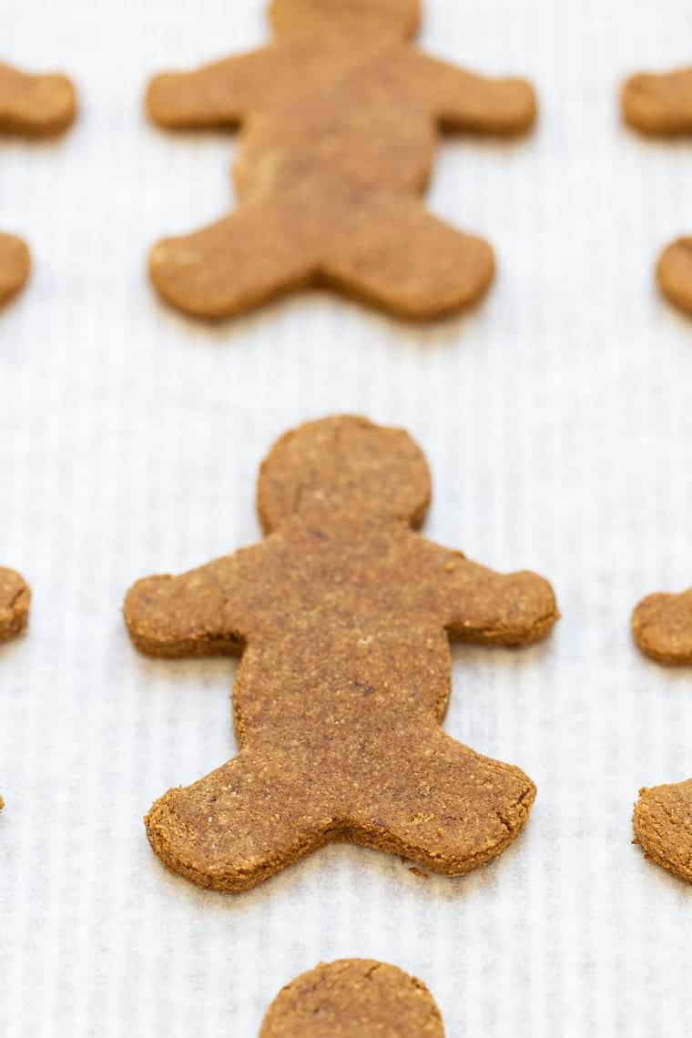 How to make Vegan Gingerbread Cookies