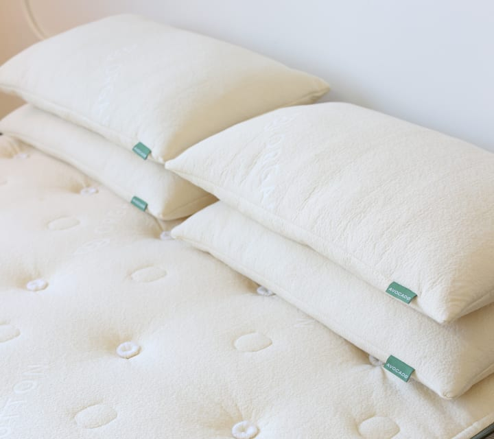 Best Non Toxic Pillows from Avocado