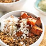 Easy Quinoa Breakfast Bowls with Squash