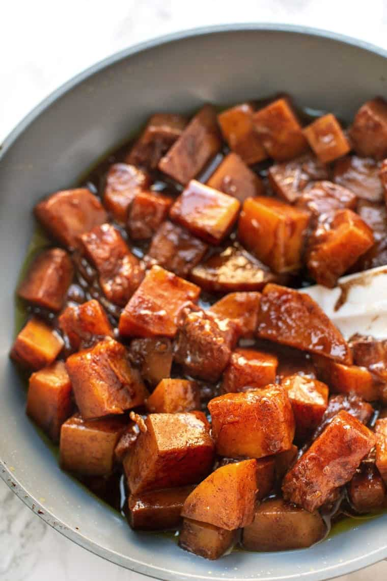 How to Caramelize Butternut Squash
