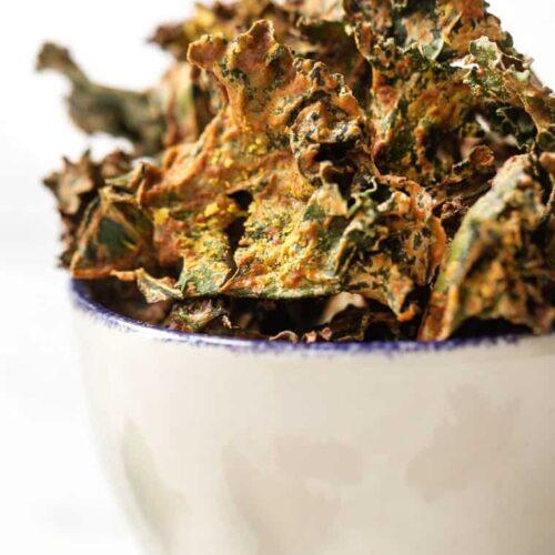 How To Make Vegan Kale Chips