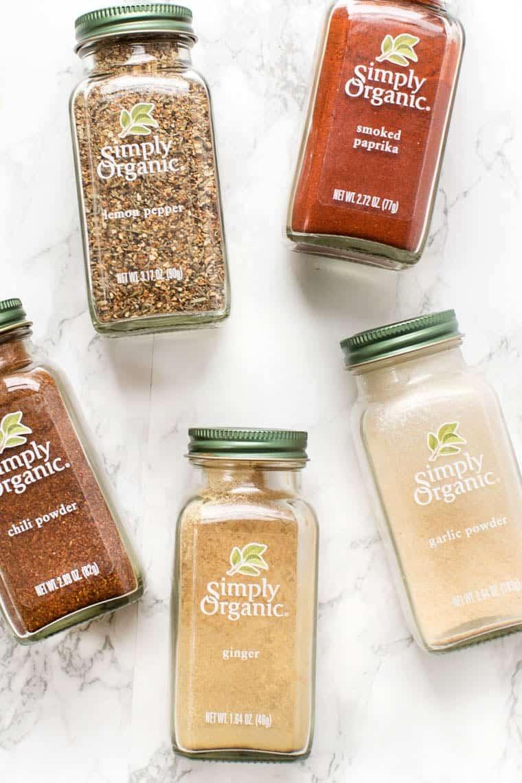 Best Spices for Salad Dressing