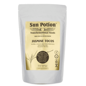 Jasmine Tocos from Sun Potion