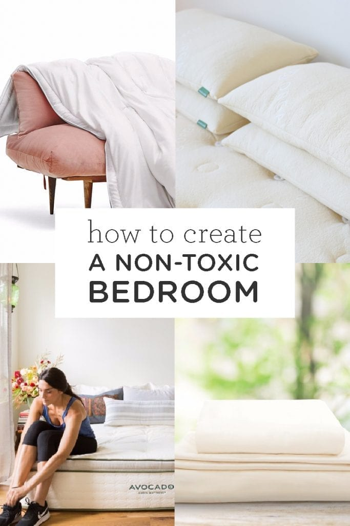 How to Create a Non-Toxic Bedroom