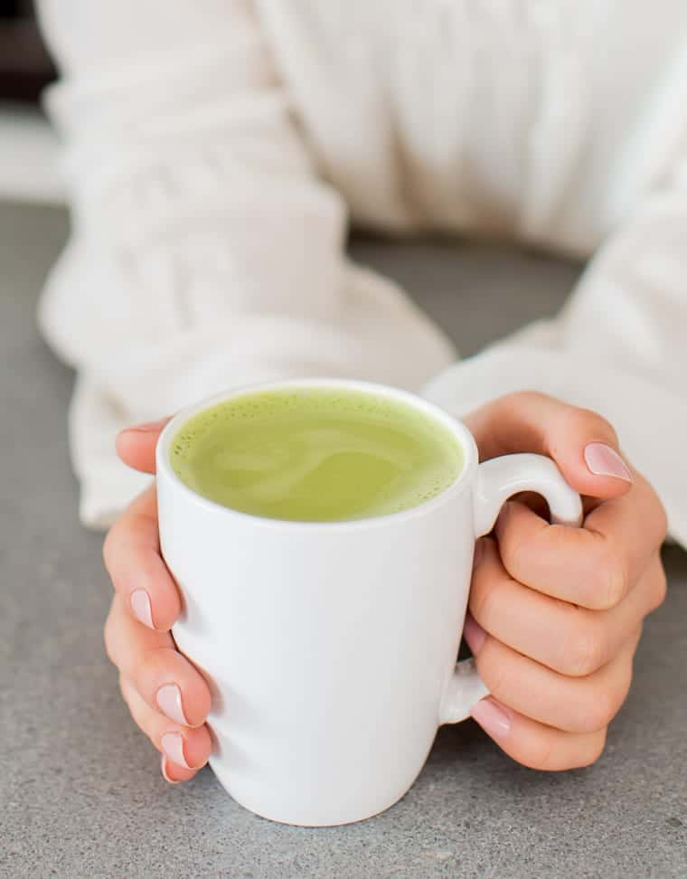 Simple Matcha Latte Recipe