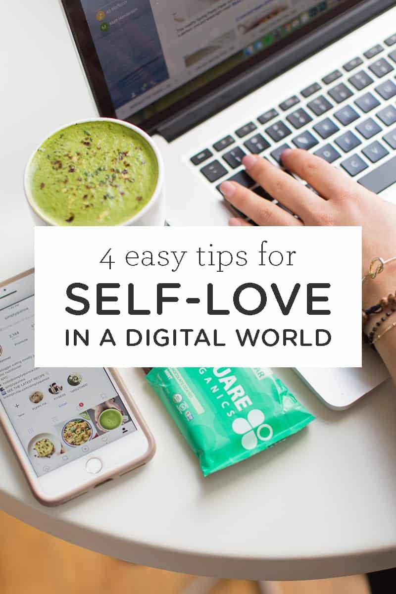 4 Easy Tips for Self-Love