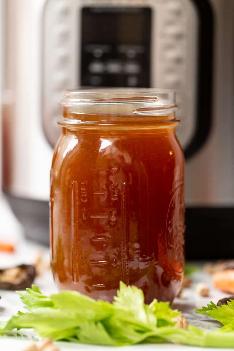 How to make Vegan Bone Broth