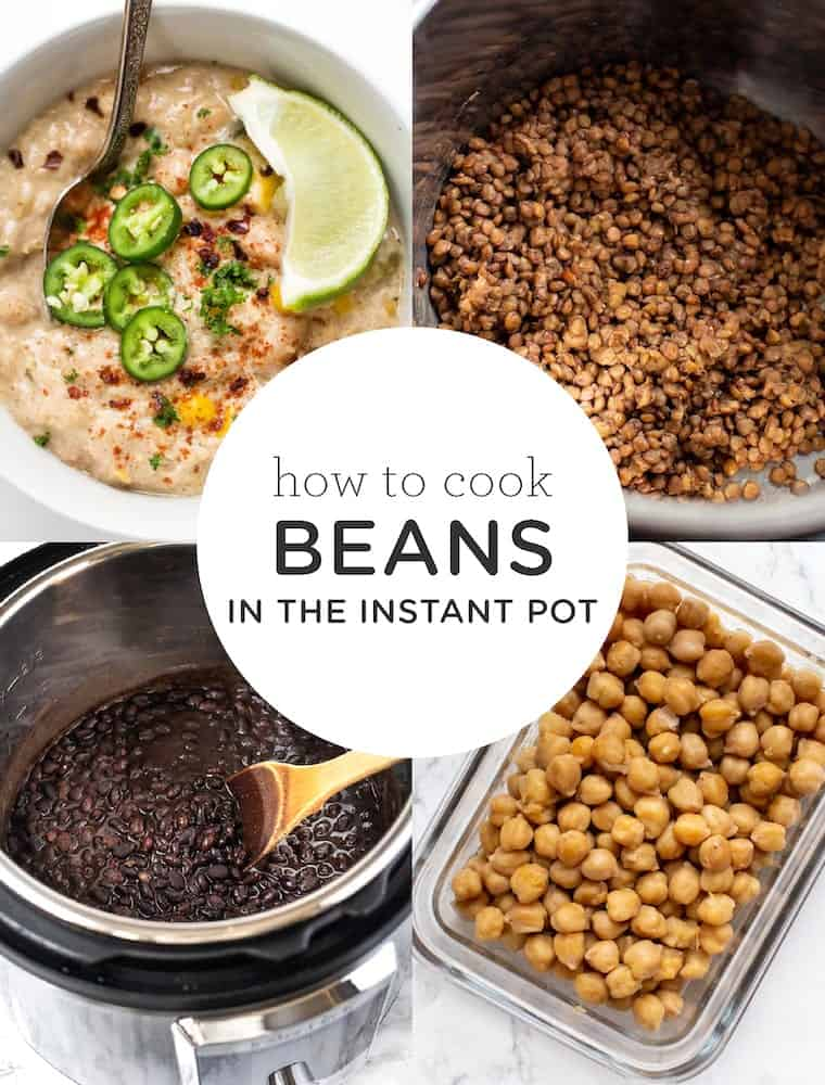 Guide to Cooking Beans in Instant Pot